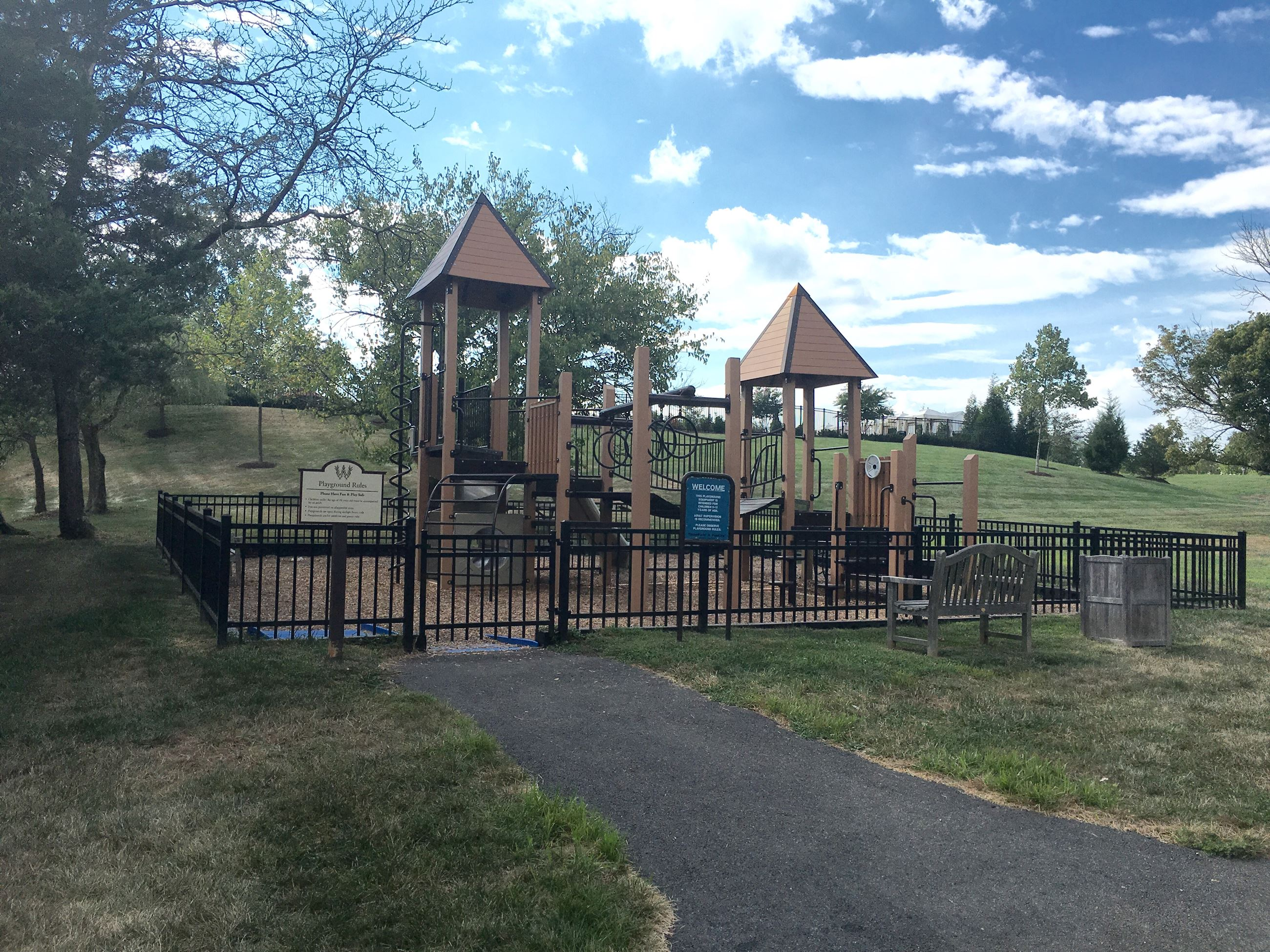 Sycamore Way Playground